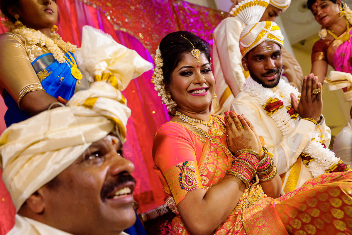 tamil hindu wedding photographer london