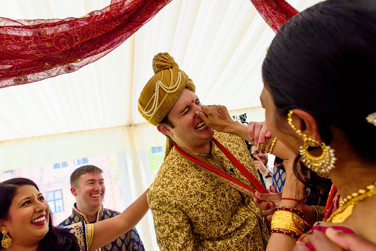021 asian wedding photographer seckford hall