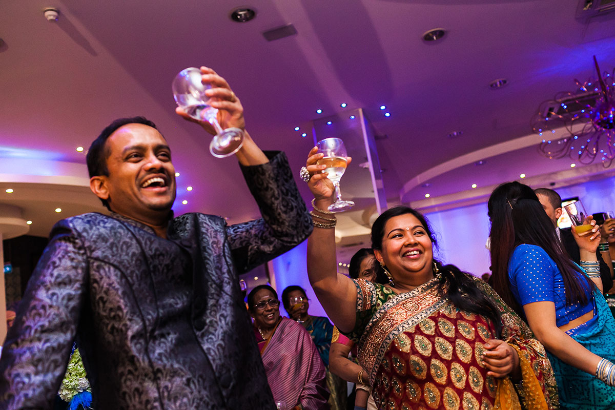 025 tamil hindu wedding reception photographer london