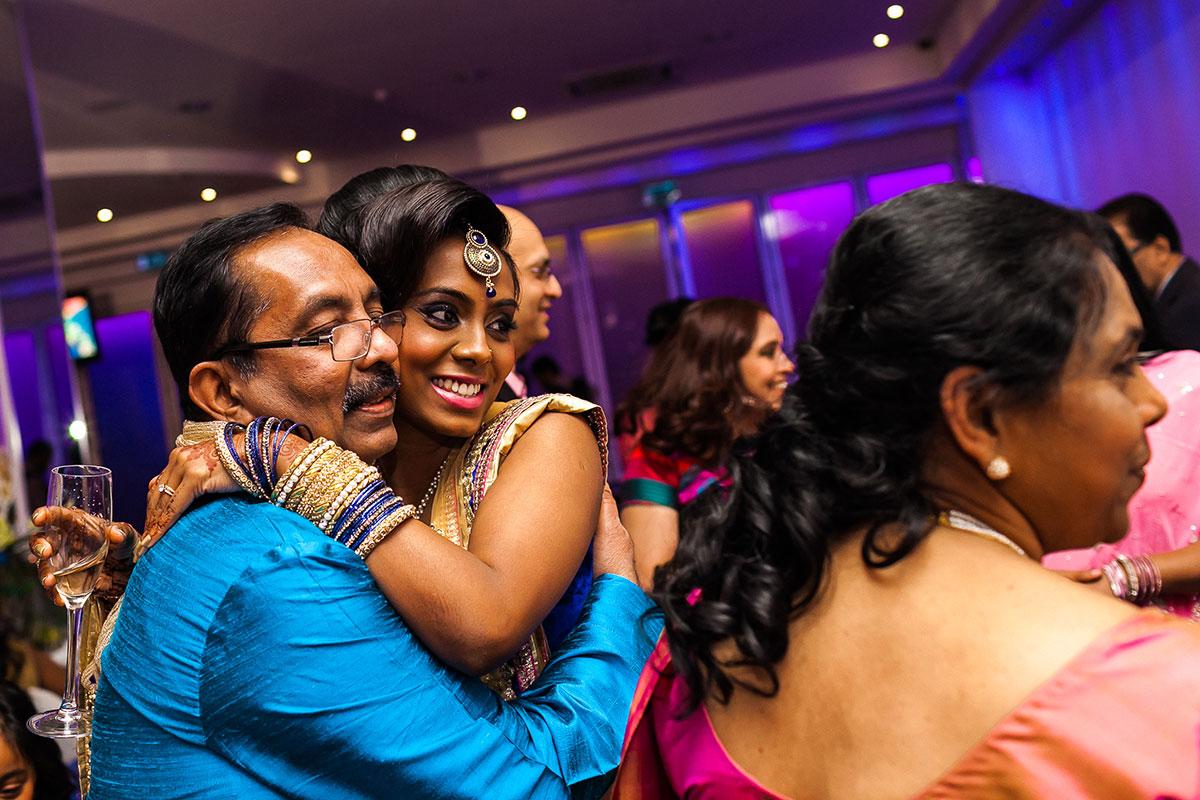 026 tamil hindu wedding reception photographer london
