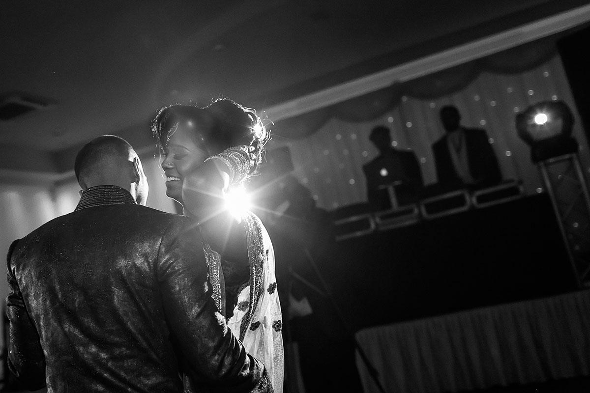 029 tamil hindu wedding reception photographer london