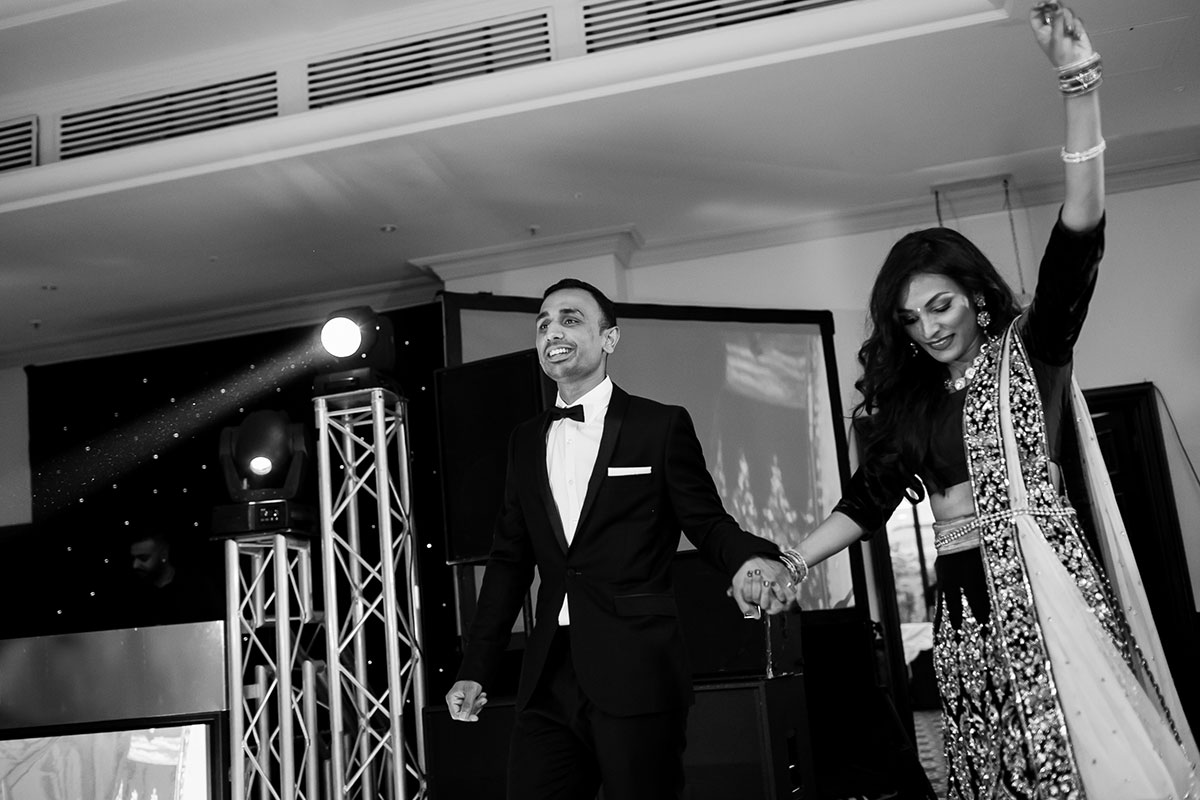 033 indian wedding reception photography london