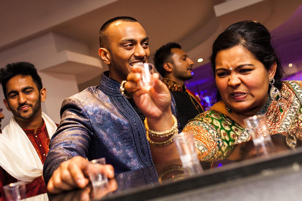 035 tamil hindu wedding reception photography london