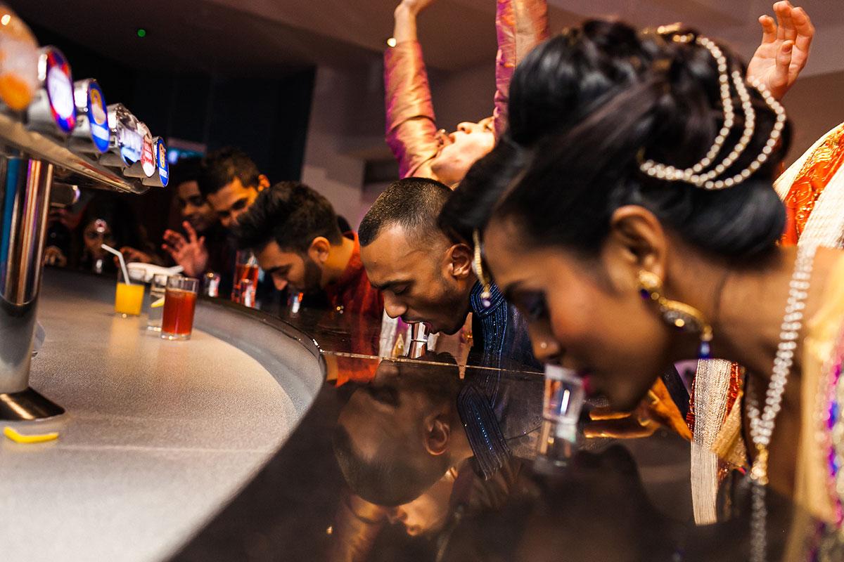 036 tamil hindu wedding reception photography london