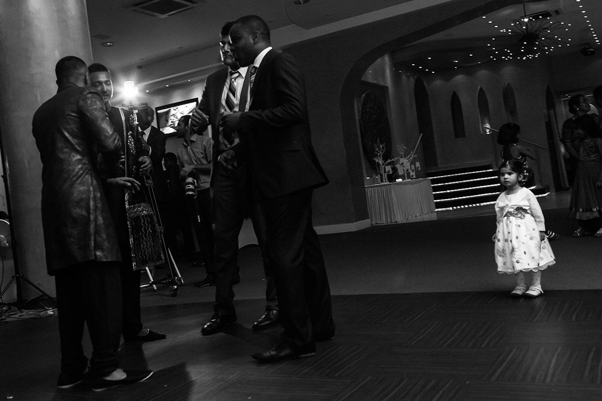 038 hindu wedding reception photography london