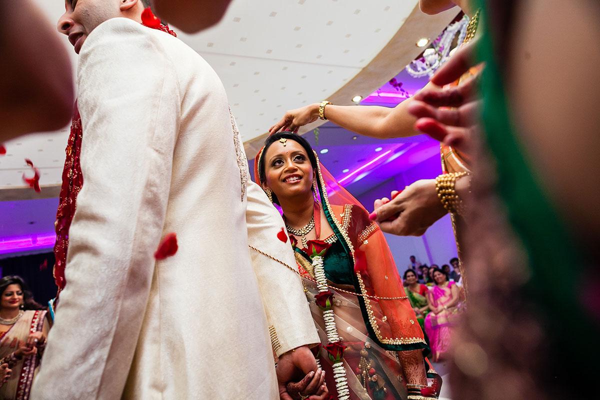 038 indian wedding photographer hilton wembley london