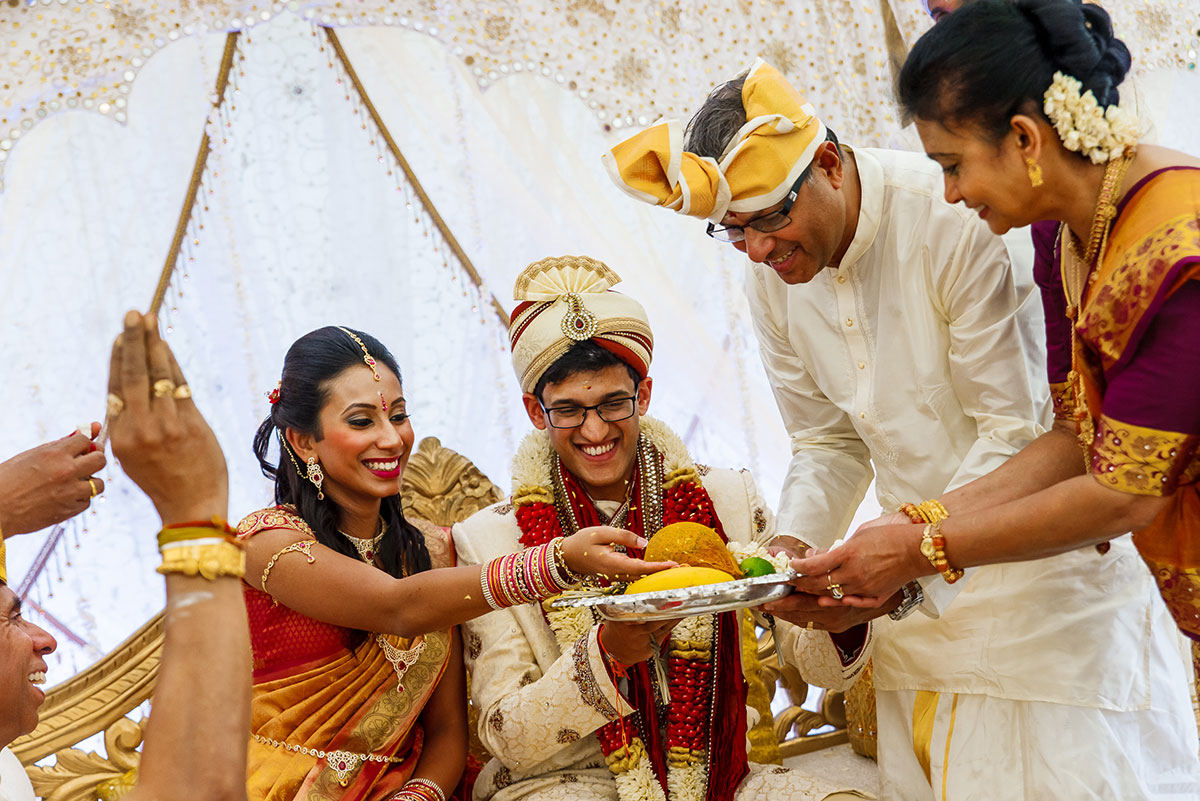 038 tamil hindu wedding photography london