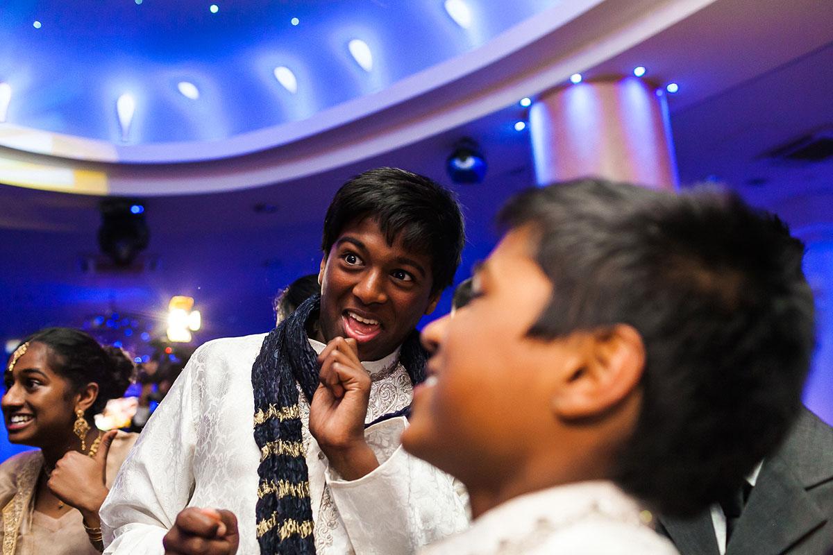 040 hindu wedding reception photography london