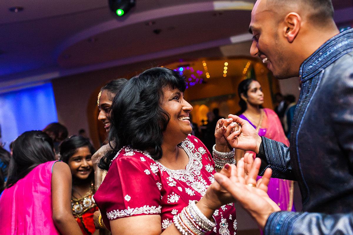 042 hindu wedding reception photography london