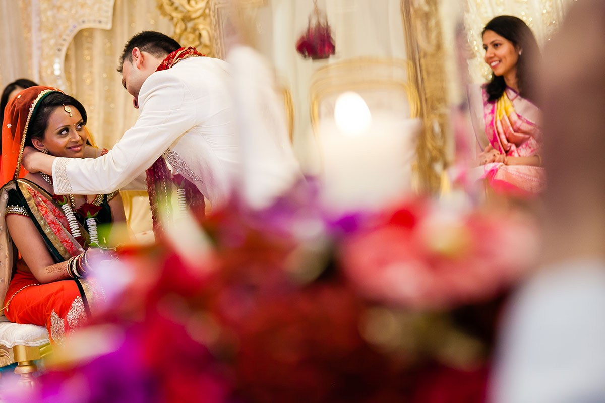 042 indian wedding photographer hilton wembley london