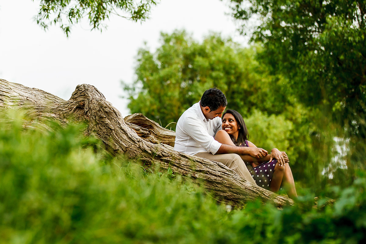 049 richmond park pre wedding photography