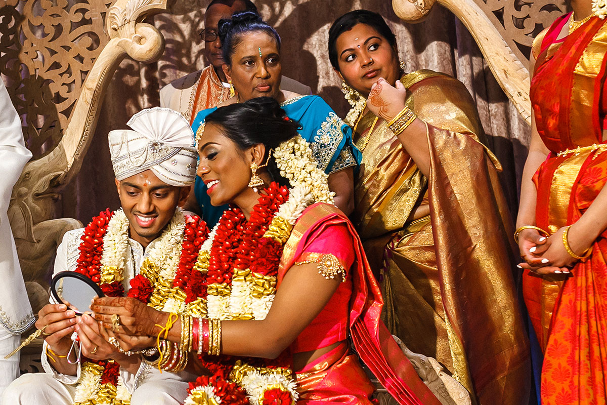 076 asian tamil wedding photography london