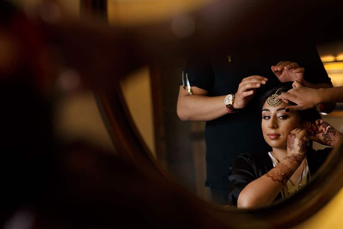 indian wedding photography copthorne hotel effingham gatwick by jermaine chandra 002