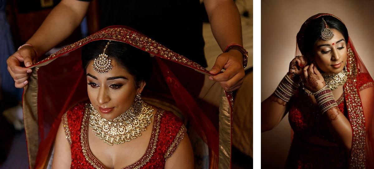 indian wedding photography copthorne hotel effingham gatwick by jermaine chandra 003