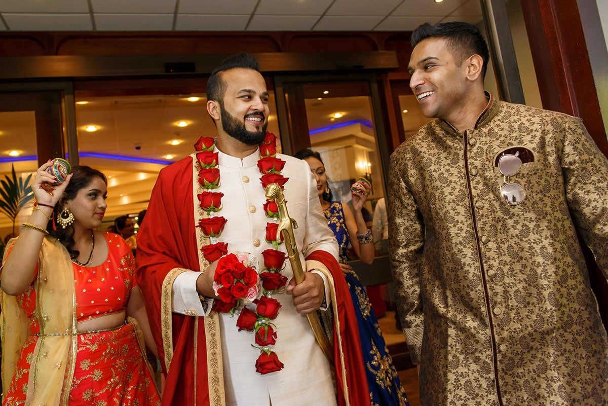 indian wedding photography copthorne hotel effingham gatwick by jermaine chandra 005