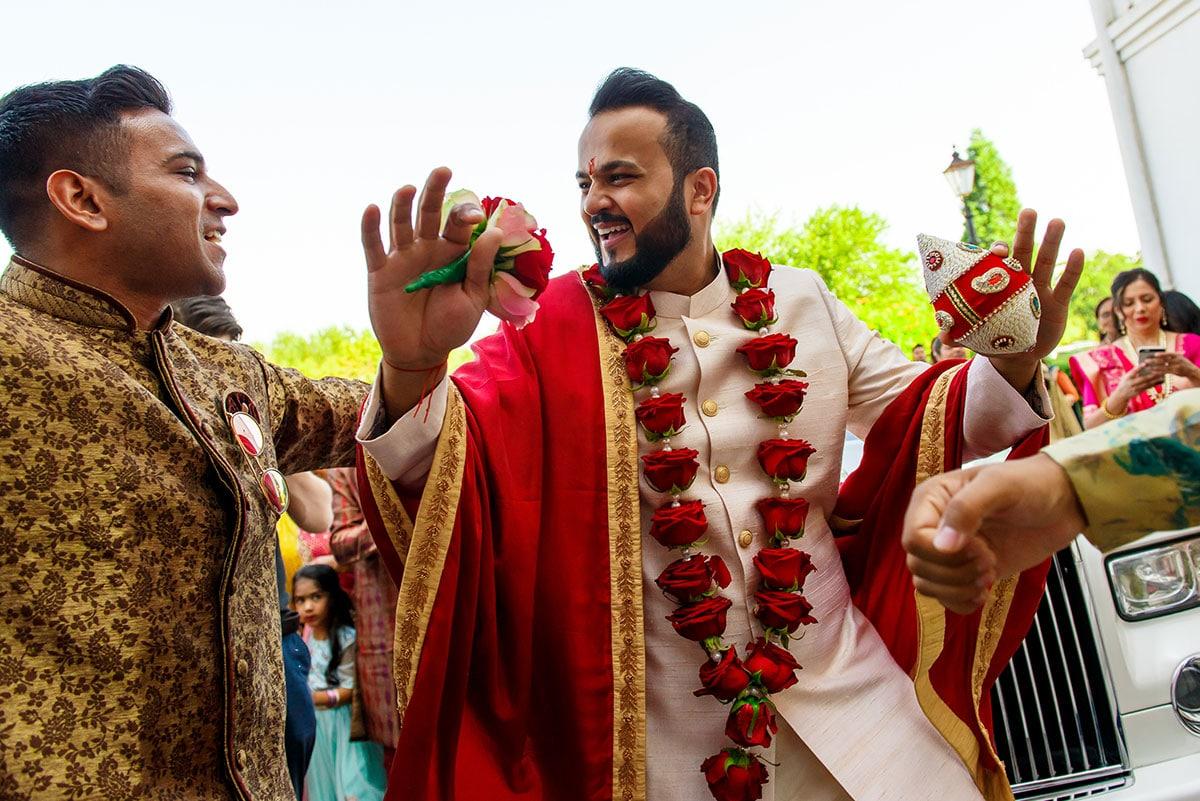 indian wedding photography copthorne hotel effingham gatwick by jermaine chandra 010