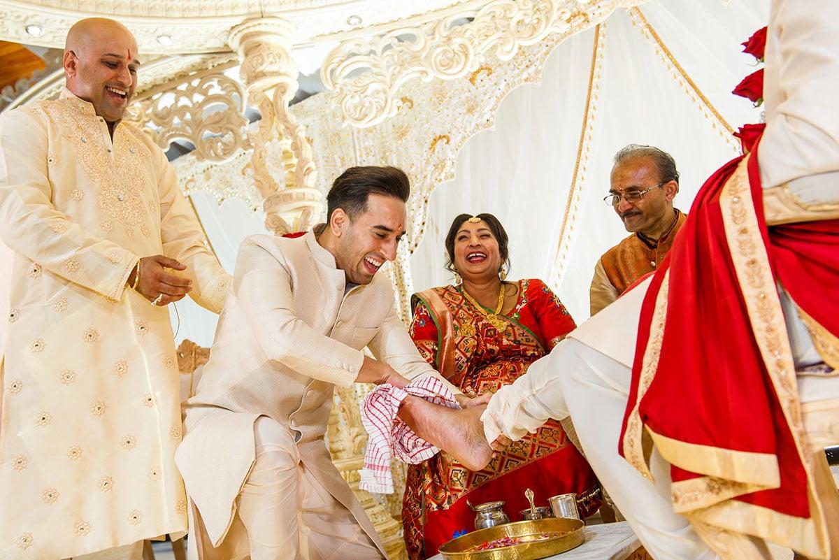 indian wedding photography copthorne hotel effingham gatwick by jermaine chandra 012