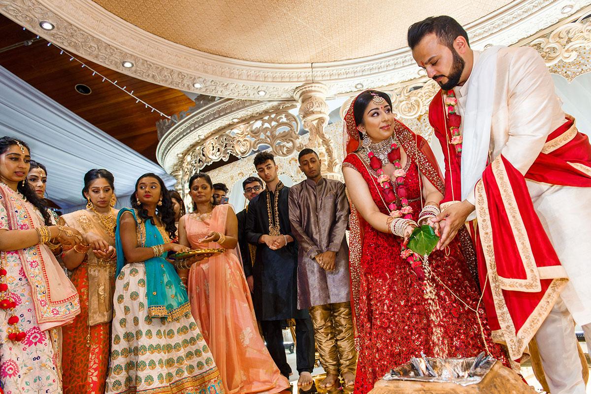 indian wedding photography copthorne hotel effingham gatwick by jermaine chandra 015