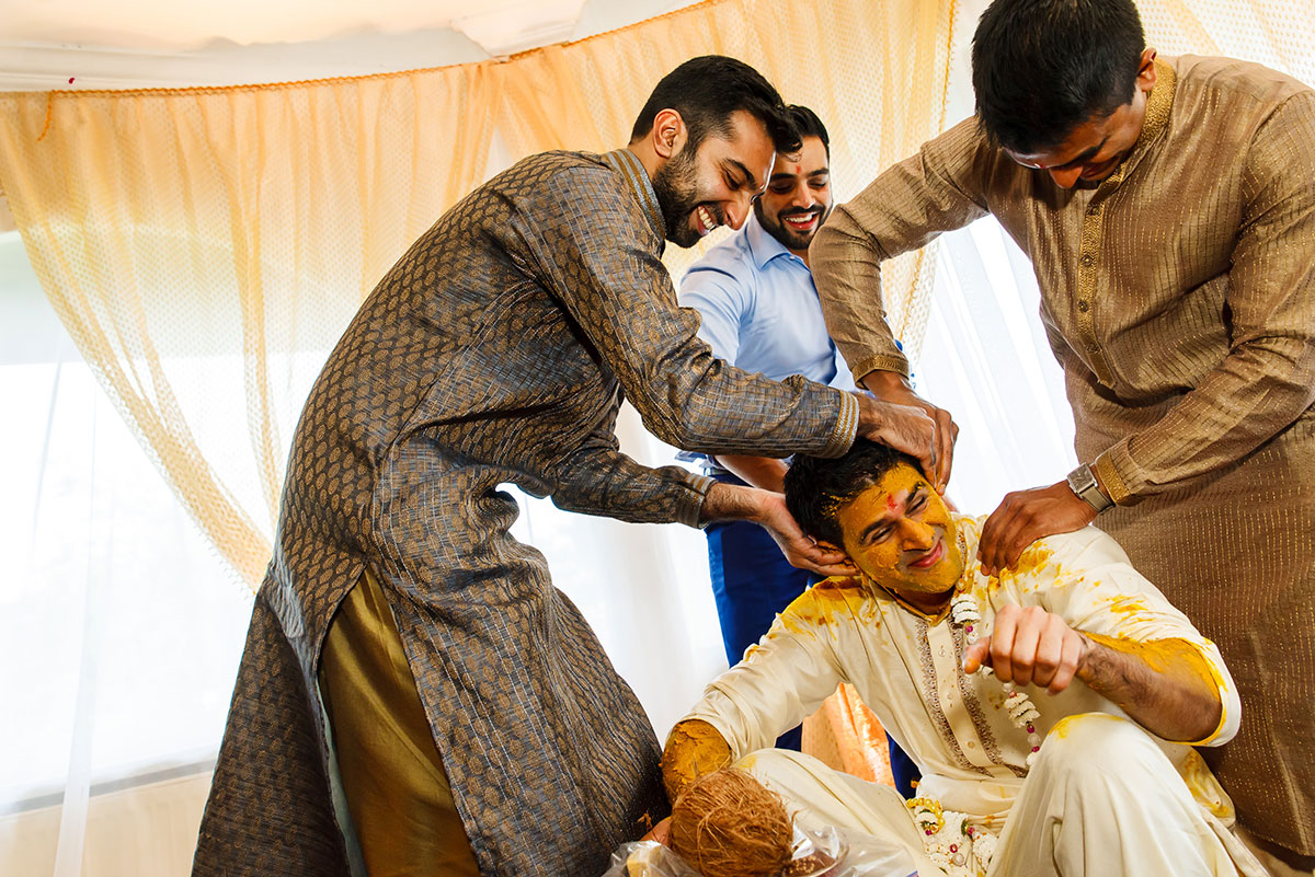 groom vidhi photography