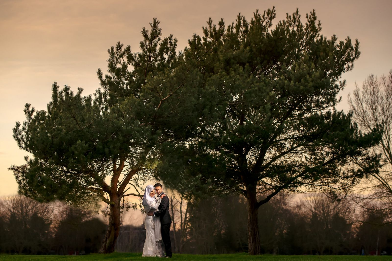 muslim wedding photography in london