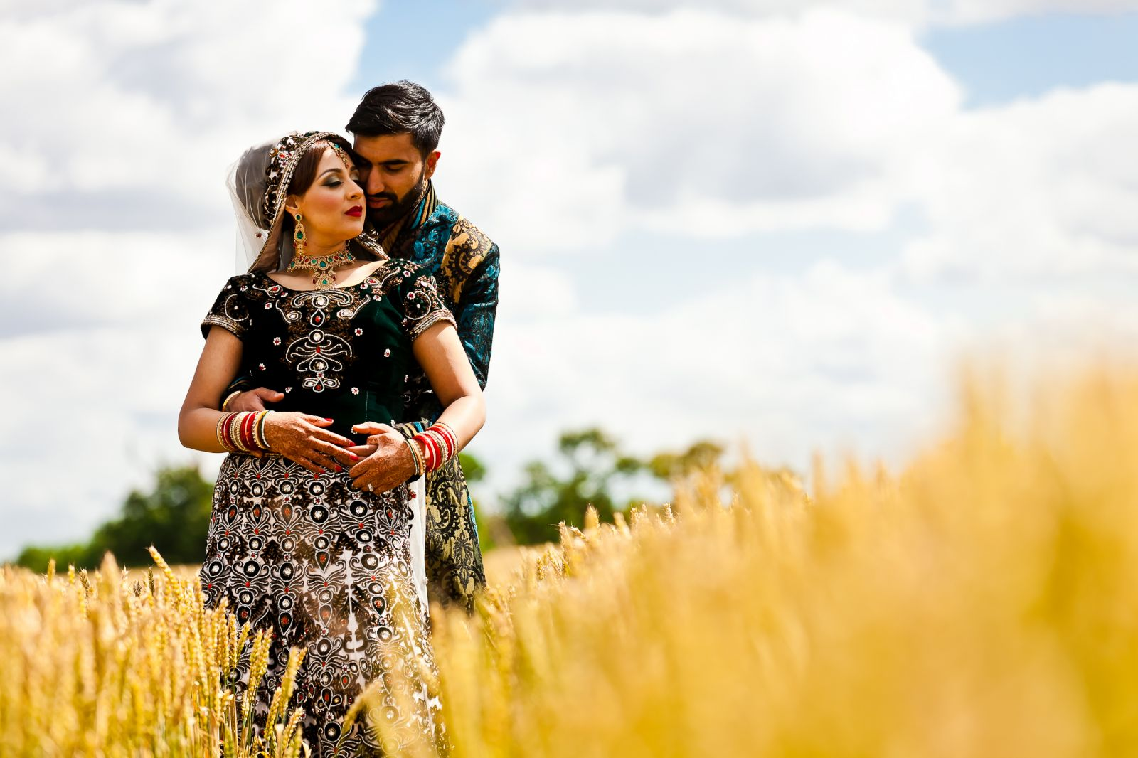 Sikh Wedding Photography in London